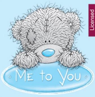 Me to You Tatty Teddy Logo Click Here for Personalised Gifts in the Range