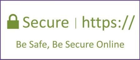 Be Safe, Be Secure Online