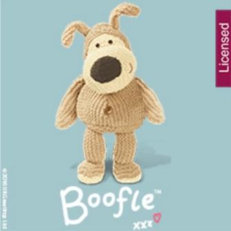 Boofle Logo Click Here for Personalised Gifts in the Range