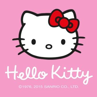 Hello Kitty Logo Click Here for Personalised Gifts in the Range