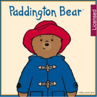 Personalised Paddington Bear Gifts