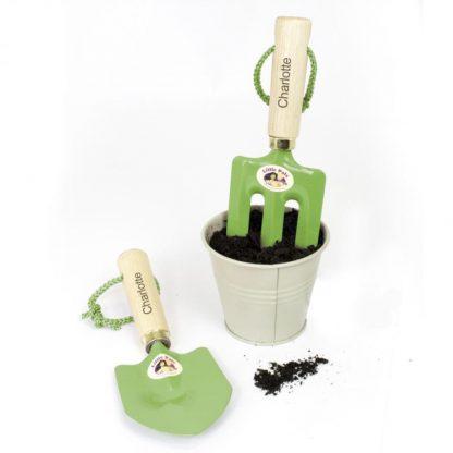 Personalised Girls Gardening Tool Kit