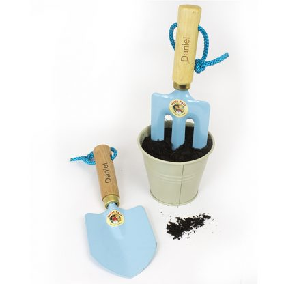 Personalised Boys Gardening Tool Kit