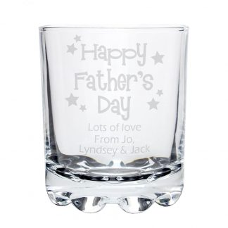 Personalised Father's Day Stern Tumbler