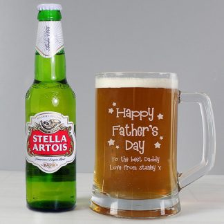 Personalised Father's Day Beer Gift Set