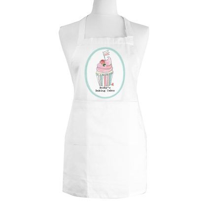 Personalised Childrens Little Cupcake Apron