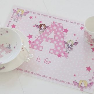 Personalised Fairy Letter Placemat