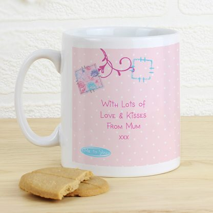 Personalised Me To You Mug