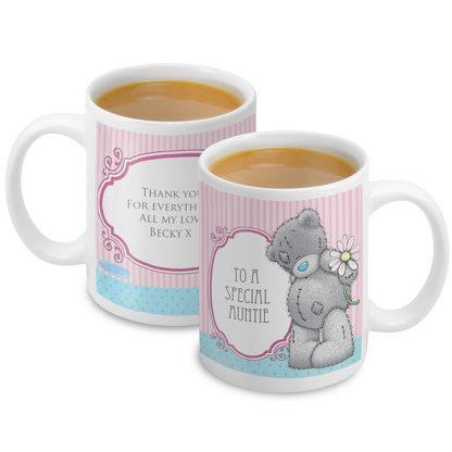 Personalised Me to You Tatty Teddy Daisy Mug