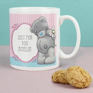 Personalised Me to You Tatty Teddy Daisy Mug