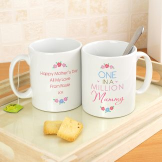 Personalised One in a Million Mug
