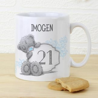 Personalised Me to You Signature Big Age Mug