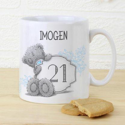 Personalised Me to You Signature Big Age Mug