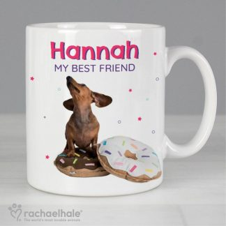 Personalised Rachael Hale 'I Donut Know' Mug