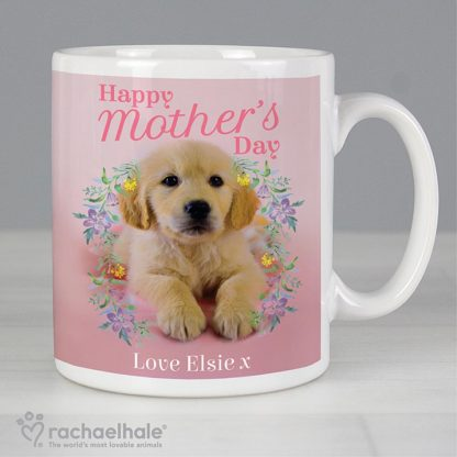 Personalised Rachael Hale 'Happy Mother's Day' Mug