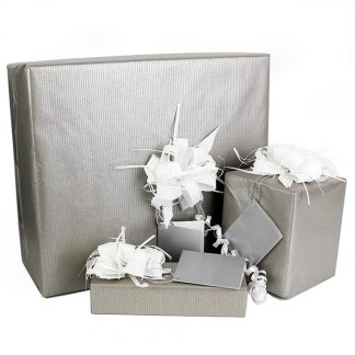 Personalised Message Card & Gift Wrap Service