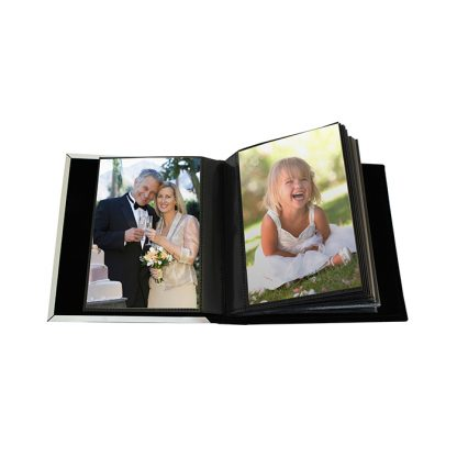 Personalised Decorative Golden Anniversary Photo Album