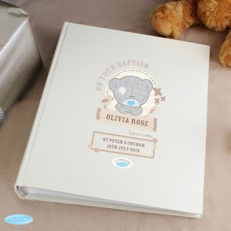 Personalised Tiny Tatty Teddy Photo Album