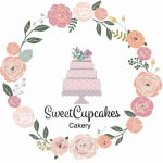 SweetCupcakes Cakery Logo